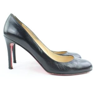 Christian Louboutin Simple Pump 85 Kid 27CLZ0114